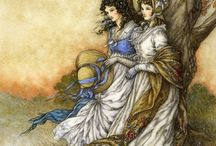 Jane Austen_Illustrationen