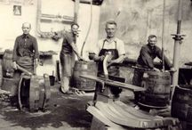 DRINKS: Beer History & Traditions / Pilsner Urquell Beer, Beer Coopers Then and Now, Barrel Rolling and more from Bohemia