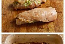 pollo y verduras en ing / pollos y verduras en ing