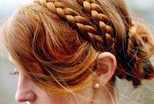 Penteados / Inspiração e tutoriais de penteados dos fáceis aos mais elaborados