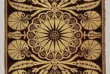 Kumaş desenleri - Ottoman fabric designs