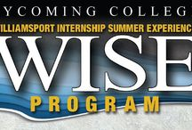 WISE / Williamsport Summer Internship Program / by Lycoming College IMS