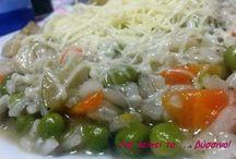 My rice recipes