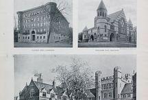 College Views - Antique