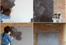 Autentico Venice · Crea Decora Recicla / Inspiración para las paredes de tu casa con Autentico Venice