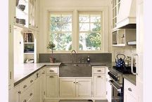 Kitchen Inspiration / Where I will create the perfect meal