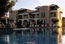 Hanioti / A lively resort in Halkidiki