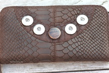 Babouche - Baboos, Drukkers - Jewellery / Nice leather products wich you can change