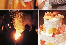 Fall Wedding / Everything for the Autumn styled wedding that you will Fall in love with!