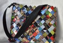 candy bag / kabelky z papíru
