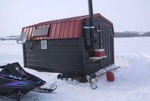 ice shack