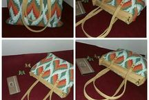 wayuu bags made by me