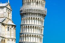 Pisa / Some classic pictures from Pisa Northern Italy