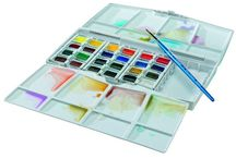 water colour painting tuts and tips