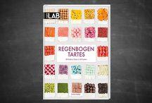 Regenbogen Tartes / Tartes in allen Farben des Regenbogens: Buch von Emilie Guelpa