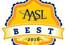 2016 AASL Best Websites for Teaching & Learning / by AASL