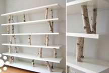 Shelves / Bookcases