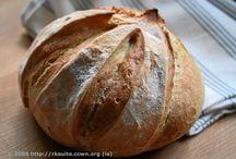Bread please / Brotrezepte