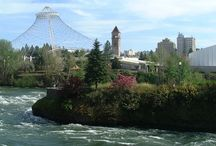 Spokane / Where Steve and I lived, went to college and eventually got married. :)  / by Sarah Durrant