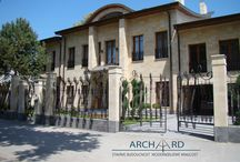 Architecture I Ara Abgaryan Architect / Architectural studio Archard along with its head architect & founder  Ara Abgaryan have created more than 200 projects of residential and office buildings.