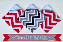 Baby Sewing Projects / Round up of easy baby sewing DIY Projects