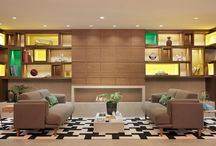 Hotel Lighting / with lighting designed by into lighting