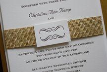 Ancesserie Wedding Invitations
