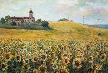 My Landscape Paintings