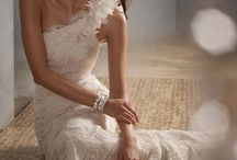 One Shoulder Wedding Dresses / Dare to go bare with one of these show-stopping one shoulder wedding gowns! www.belledemoiselle.co.za