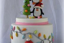 Cool Christmas Cake Ideas