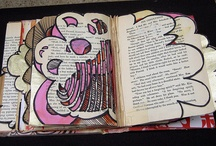 Altered Books/Pages