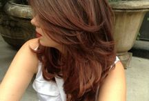 Hair styles, colours & cuts