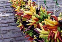 Pepper Heads / Sweet, hot, or smoky, we'll take 'em in mass amounts.