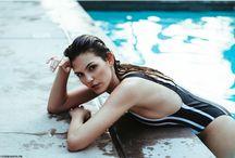 Ethical Luxury Swimwear by Charlotte Elizabeth Clough / Slow Fashion Movement - Green Fashion