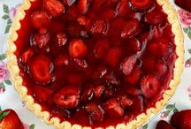 Berries - Desserts, Salads, Dishes