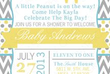 Shelley's baby shower