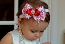 Baby headbands