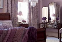 Bedroom / Lavendar