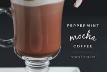 COFFEE TREATS / by Scarlett Hedden