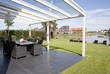 Veranda Aluminium / Aluminium veranda's en overkappingen