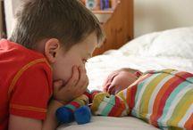 Love - Soppy Blog Posts / When I get a bit emotional and sob over my little cherubs