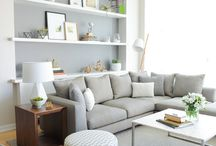 Beautiful Spaces / Inspiring rooms and beautiful homes