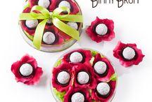 Mother`s Day / Chocolates y otras delicias para Mamà en su día.