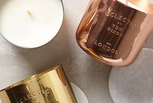 Rose Gold Romance & Copper Craze / All things rose gold/ copper for the home
