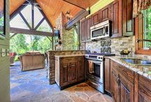 kitchen island / kitchen island