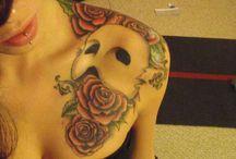 Theatre tattoos