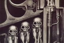 Art of H.R. Geiger