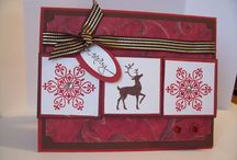 Stampin' Up Winter Post
