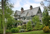 Famous Estates / Celebrity homes in North Carolina & familiar properties from film/television... #Filmington  #HollywoodEast