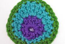 crochet and knitting.